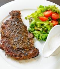 100% בשר טרי - פר בר חיפה
