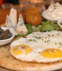 מגוון ארוחות בוקר - קופי שופ ירושלים