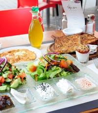 ארוחות בוקר במסעדת רפאלו טבריה