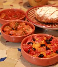מטבח מרוקאי אותנטי - אל מגרב תל אביב