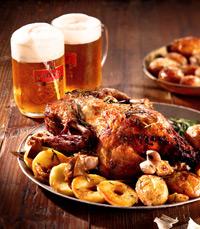 האוכל הצ'כי מלווה את הבירה - פראג הקטנה