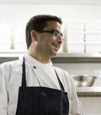 השף יואב בר למסעדת מאראבו רמת גן