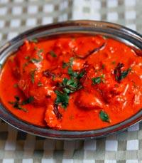 מטעמים הודיים ממסעדת אינדירה