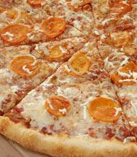 תרים אחר תוספת לפיצה