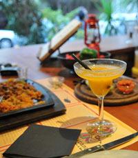 עסקית במסעדת מקסיקנה תל אביב