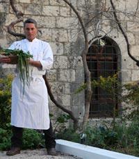 שף ירון וינקלר למסעדת אלגרה