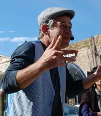 אסף שליו, העמותה לתיירות תל אביב