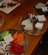 חגיגות מימונה במסעדות