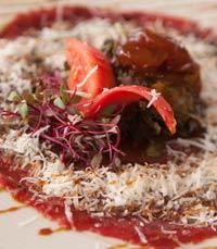 ארוחה עסקית במסעדת אלפינה נתניה
