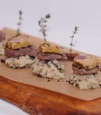שוקה - מסעדת שף בקריית ביאליק