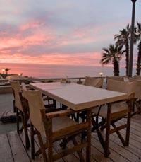 מסעדת סיטרה על הים