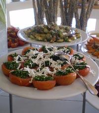 ארוחה עסקית במסעדת סופיה