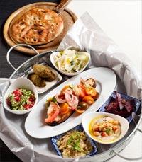 מסעדת מודרן - מוזיאון ישראל בירושלים