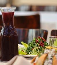 ארוחה עסקית במסעדת מוברשם בעכו