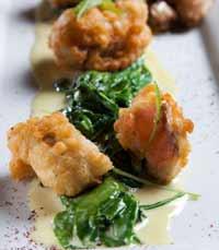 ארוחה עסקית במסעדת ערמונים - מושב סגולה