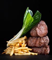 מסעדת ל'אנטרקוט בתל אביב