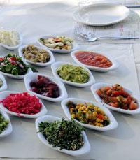 ארוחה עסקית במסעדת הזקן והים ביפו