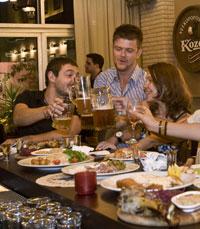 חגיגות בירה בפראג הקטנה