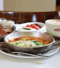 ארוחת בוקר מומלצת אצל אורנה ואלה בשינקין, תל אביב