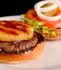 המבורגר דיאנא של אגאדיר - מנה ישראלית