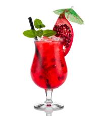 משקה רימונים - בריא מאוד