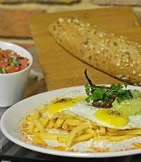 מסעדת ערמונים - אשקלון