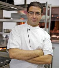 השף יואב בר למסעדת מאראבו