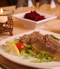 אוכל מוכן לחג במסעדות ובמעדניות