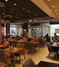 קפה גרג, מתחם סינמה סיטי, ירושלים