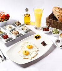 ארוחות הבוקר המפנקות של אלפרדו