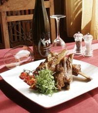 ארנולד'ס - מסעדת שף ברמת ישי