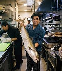 TYO בניצוח השף היפני יאמה סאן