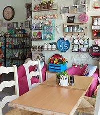 אתנחתא - בית קפה מיוחד בנהריה
