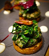 אונזה - מטבח שף יצירתי וכובש