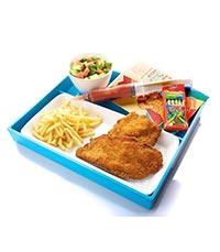 ארוחת ילדים במקס ברנר