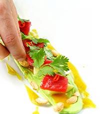 פאסטל - שילוב של אהבה-אוכל-אמנות