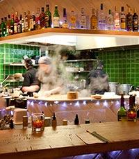 וונג -  מטבח וייטנאמי פתוח וגועש