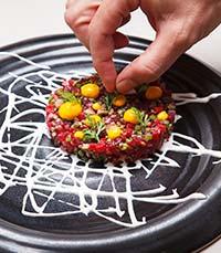 מטבח יצירתי של השף אוראל קמחי