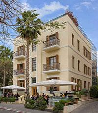 ביסטרו מלון רוטשילד, תל אביב