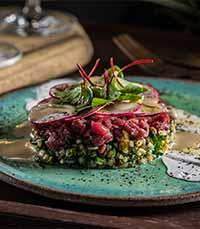 אברטו - מסעדת שף בגדרה