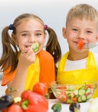 איך משכנעים ילדים לאכול ירקות?