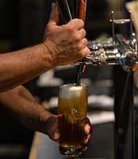אפטר דארק - לנשנש עם האלכוהול