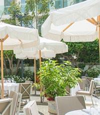 מסעדת אלנה במלון הבוטיק דה-נורמן