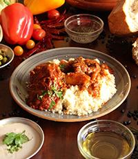 אוכל טריפוליטאי אותנטי בגואטה