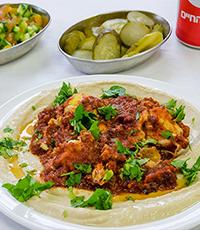 פוליבה- מסעדת פועלים באזור התעשייה של רמלה