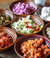 אירוע באתניקה- מסעדה ישראלית כשרה