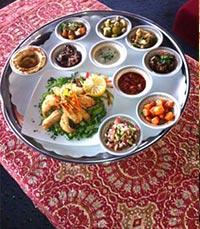 מסעדת טאג' מאהל