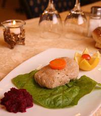 המסעדה היהודית בני ברק - גפילטע פיש