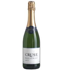 קרוז בלאן - יין בסגנון שמפניה