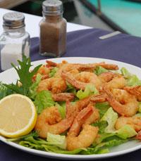 חגיגה של כל דרי הים במסעדת הדייגים